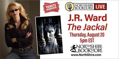 Northshire Live: J.R. Ward tickets
