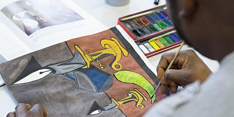 Wednesday webinar: Supporting prisoner rehabilitation through creative arts tickets