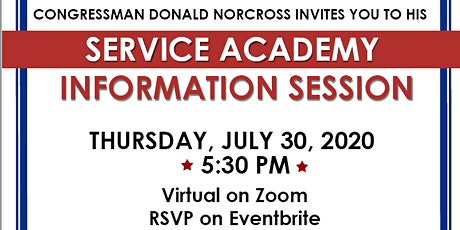 Service Academy Information Session tickets
