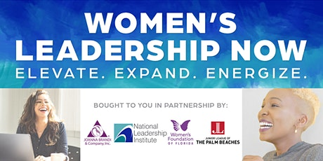 CREATE POSITIVE RELATIONSHIPS:  Women's Leadership NOW  Zoom Series: Part 3 tickets
