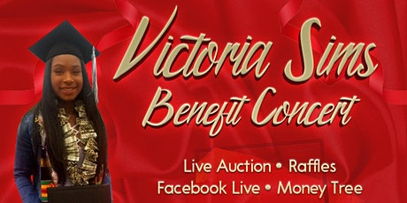 Victoria Sims Benefit Concert tickets