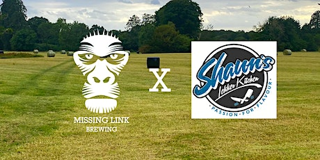 Missing Link Brewery X Shawn's Lekker Kitchen Pub In Our Licensed Field tickets