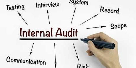 ISO Internal Auditor Training tickets