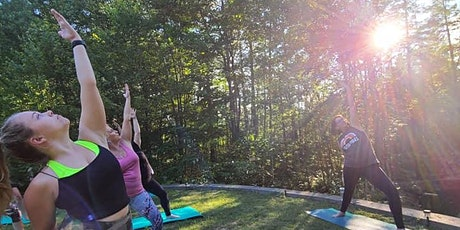Yoga By The Pond tickets