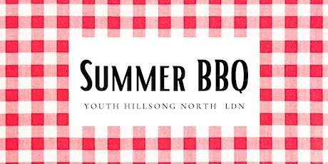 HILLSONG YOUTH  NORTH LDN SUMMER BBQ tickets
