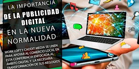 NETWORKING- Marketing Digital - La nueva normalidad boletos