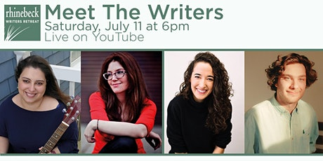 Meet the Writers July 11 at 6pm EST Live on Youtube tickets