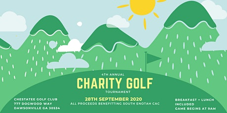 South Enotah Child Advocacy Center's 4th Annual Charity Golf Tournament tickets