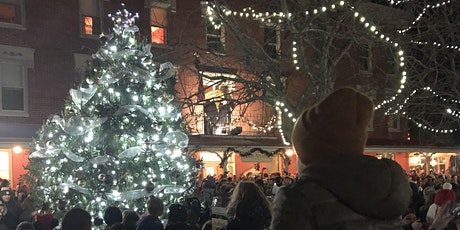 Berlin Tree Lighting and Holiday Open House tickets