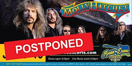 Molly Hatchet tickets