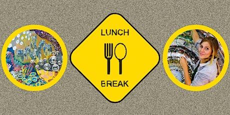 LunchBreak: Richelle Gribble tickets