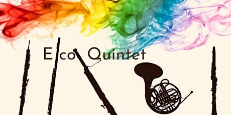 Quintetto di Fiati - Eco Quintet biglietti