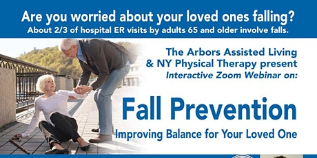 Fall Prevention - The Arbors & NYPT tickets