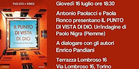Paolacci&Ronco presentano Il punto di vista di Dio biglietti