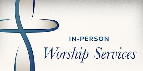 Worship Services - July 12 entradas