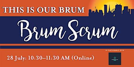 Brum Scrum: Part Two tickets