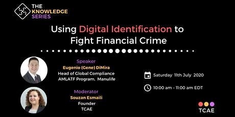 Using Digital Identification to Fight Financial Crime tickets