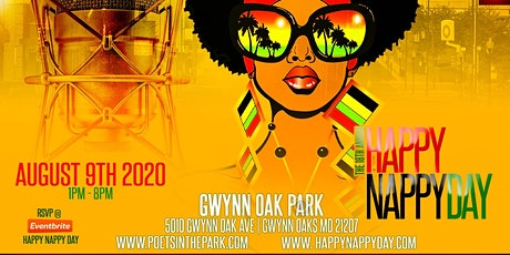 Happy Nappy Day / Poets in the Park 2020 tickets