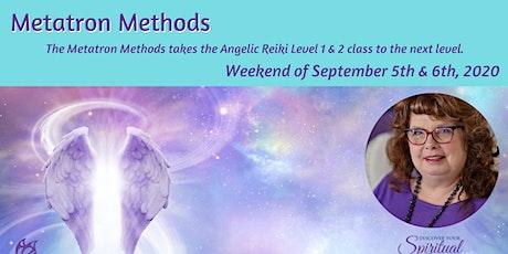 Metatron Methods (An Angelic Reiki Class) tickets