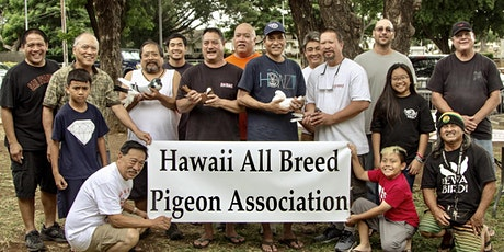 PIGEON SHOW - HABPA's Annual Winter Pigeon Show (All Breed All Age) tickets