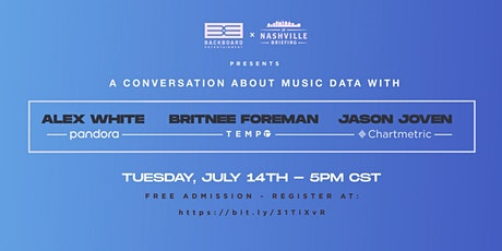 Data in The Music Industry: Where to Find It, How to Use It tickets