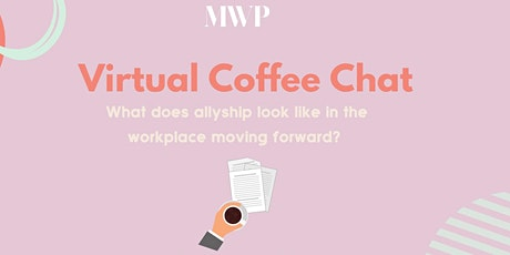 Virtual Coffee Chat tickets