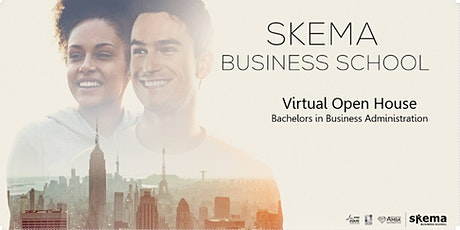 SKEMA - US Virtual Open House - Join us! tickets