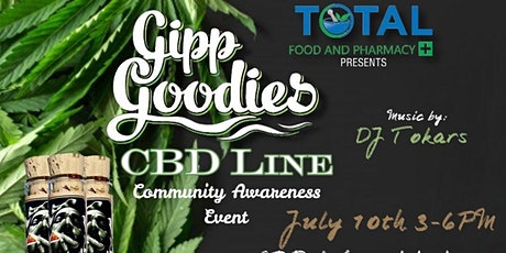 Total Food & Pharmacy presents Gipp Goodies tickets