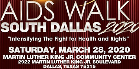 10th Anniversary AIDS Walk South Dallas tickets