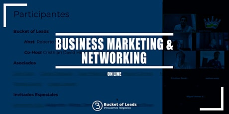Business Marketing and Networking (On Line) boletos