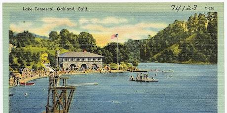 Walking Watershed: Lake Temescal tickets
