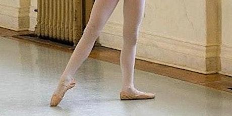 Drop-in Level III Ballet tickets