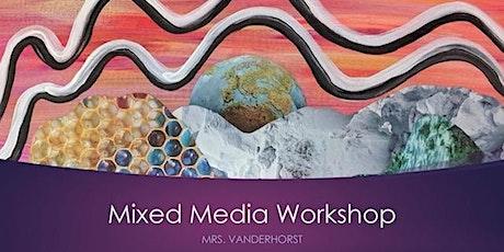 Mixed Media Workshop tickets