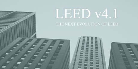 The next evolution of LEED: v4.1 tickets