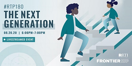 RTP180: The Next Generation tickets