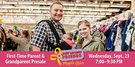 Babies and Bargains Shopping  - JBF Maple Grove tickets