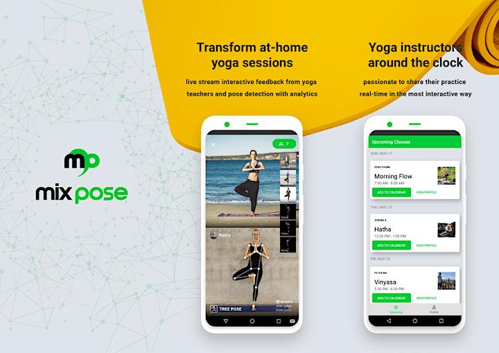 60 Minutes Free Virtual Yoga (Advanced) with Serena Xu — Montreal image