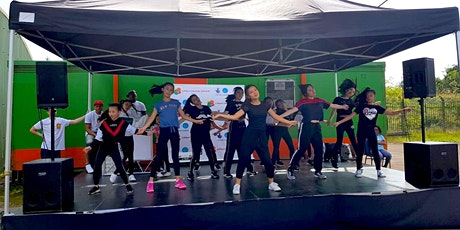 Chinese Fitness Fusion Dance Workshop tickets