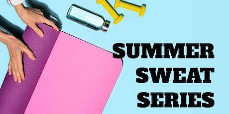 Summer Sweat Series 2020   Sunland Park Mall tickets