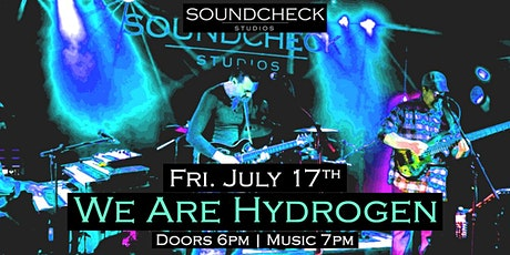We Are Hydrogen (Phish Tribute)  at Soundcheck Studios tickets