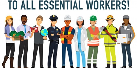 NYSoM Essential Workers 2020 tickets