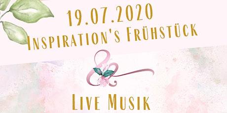 Inspiration's Frühstück Tickets