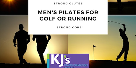 Men's Pilates for Golf or Running tickets