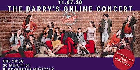 The Barry's Online Concert - Blockbuster Musicals biglietti
