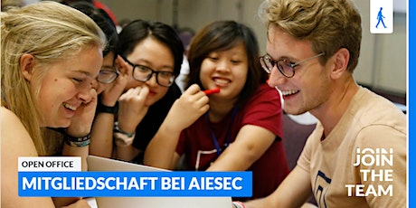 Join The Team: AIESEC in Göttingen tickets