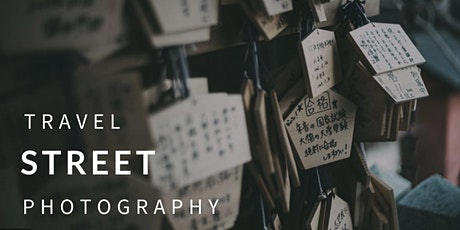 Travel Street Photography: Telling Visual Stories with Powerful Street Phot tickets