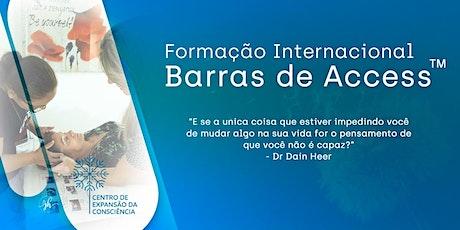 Curso Internacional de BARRAS DE ACCESS em Barueri - Alphaville - Julho ingressos