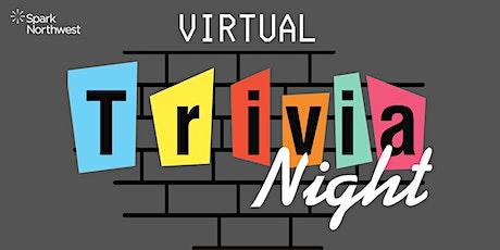 Spark Northwest - July Virtual Trivia Night tickets