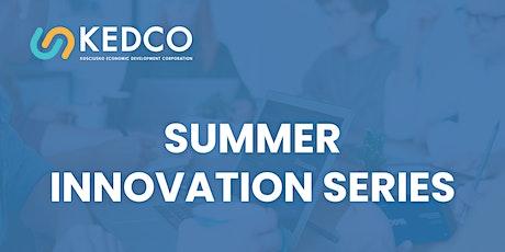 KEDCO Summer Innovation Series tickets