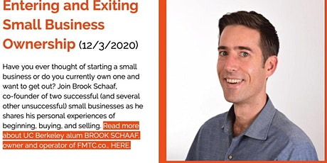 Entering and Exiting Small Business Ownership biglietti